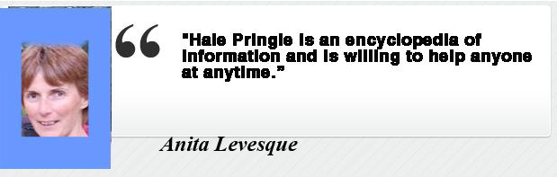 Anita Levesque- Testimony