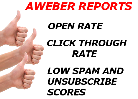 aWeber Reports and Data