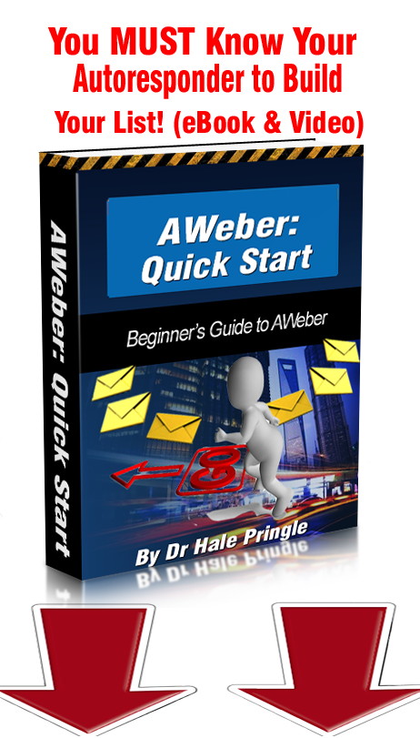 AWeber: Quick Start eBook Offer