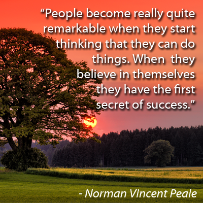 73a-Norman Vincent Peale - Believe in Yourself
